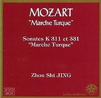 Mozart: Sonates K. 311 et 331 Marche Turque