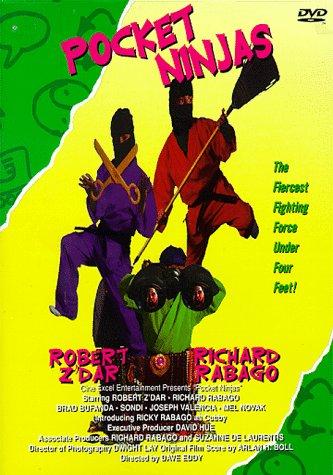Pocket Ninjas [Reino Unido] [DVD]