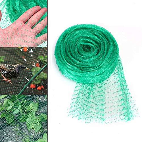 ADEPTNA Pack of 6 Garden Netting - Strong Mesh Protection - Can Be Cut to Required Size-Vegetables Soft Fruits Ponds Many other Uses - As Used By Professional Nurseries – Each Roll Size 2m X 10m