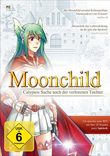 Moonchild - Retro RPG [Importación Alemana]