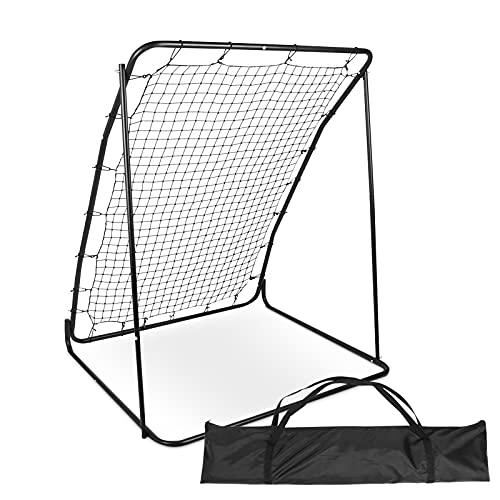 Ejoyous Ball Practise Training Net, Large 116 * 105 * 155cm Batting Net for...