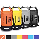 Blackace 5L 10L 20L 30L WaterProof Dry Bag/Sack Waterproof Bag with Long Adjustable