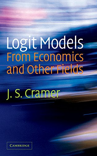 Logit Models from Economics and Other Fields (English Edition)