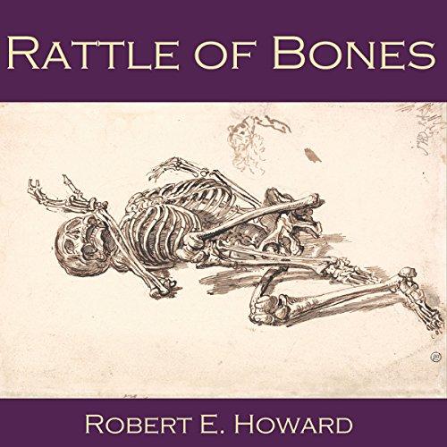 Rattle of Bones audiobook cover art