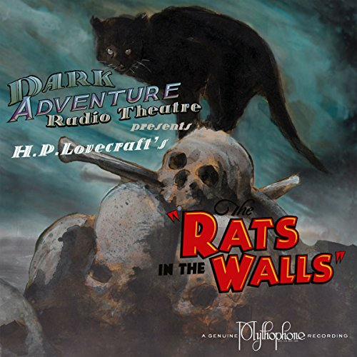 The Rats in the Walls (Dramatized) audiobook cover art