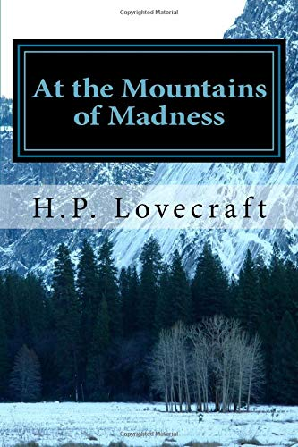 At the Mountains of Madness 1974259269 Book Cover