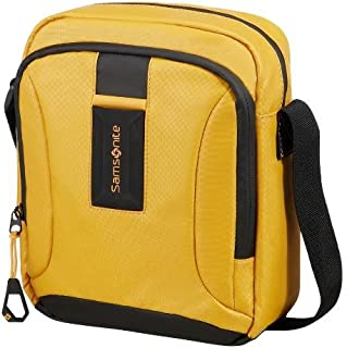 SAMSONITE Cross-Over S (Yellow) -PARADIVER Light  Sac bandoulière, 0 cm, Jaune