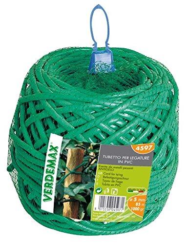 VERDEMAX 45975mm 1000g in PVC Bobina di Corda per Legare