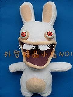NEW Rayman Raving Rabbids Plush Toy Doll 26cm