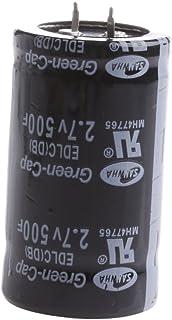 Condensatore elettrolitico in alluminio 35 x 50 mm 450 V 560uF