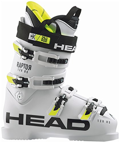 HEAD Raptor 120S RS Ski Boots 2018 - White 265