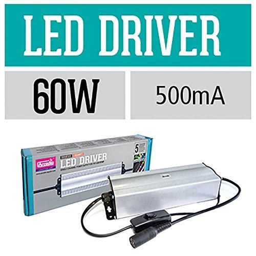 Arcadia LED Treiber/Vorschaltgerät für Leuchte Series 5 Strip LED bis 60 Watt Aquarium