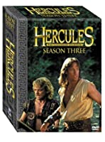 Hercules: Legendary Journeys - Season 3 [DVD]
