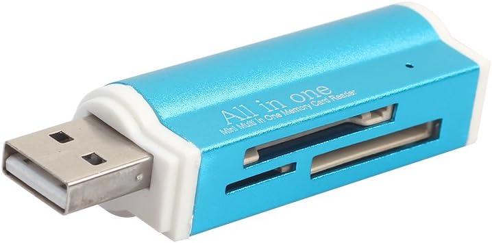Kesoto Card Reader Cheap sale Luxury goods USB 2.0 Memory High Wri Multi-Functional