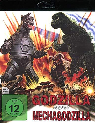 Godzilla gegen Mechagodzilla [Blu-ray]