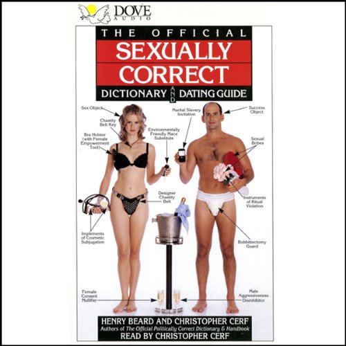 The Official Sexually Correct Dictionary and Dating Guide cover art