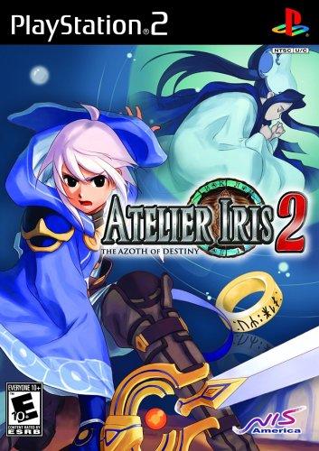 Atelier Iris 2 ~ The Azoth Of Destiny ~