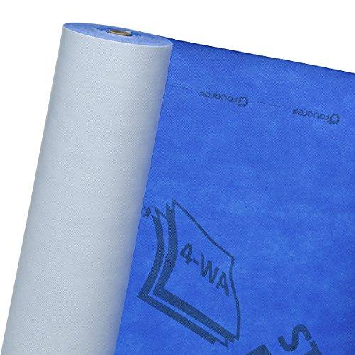 HaGa® Dachbahn Nextreme in 1,5m Breite (Meterware) - Unterspannbahn Dach-Membran - diffusionsoffen - Dach - Thermoisolierung