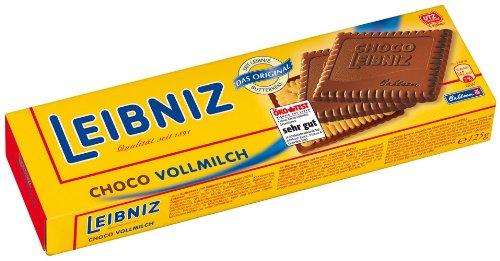 Leibniz Bahlsen Choco Vollmilch - 125gr - 6x