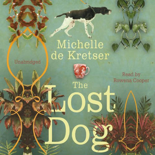 The Lost Dog audiobook cover art