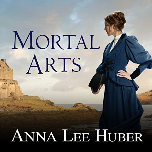 Mortal Arts audiobook cover art
