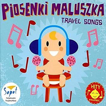 Piosenki maluszka: Travel Songs