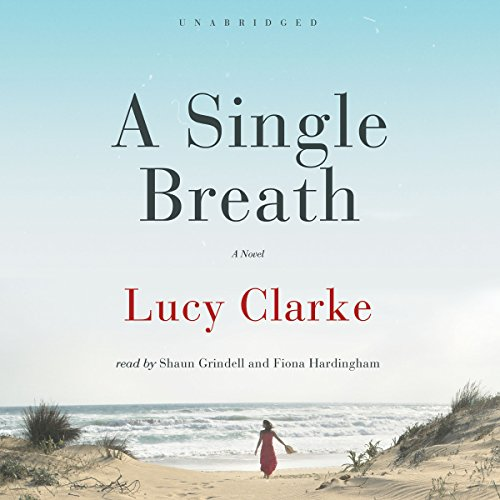 A Single Breath audiobook cover art