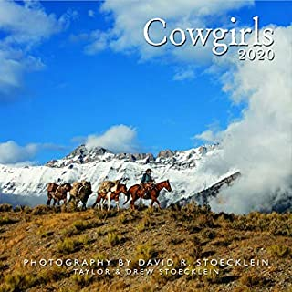 2020 COWGIRLS CALENDAR WITH 2 FREE YEAR PLANNERS AND 2 FREE HANDMADE XMAS CARDS(TWENTY FIVE DOLLAR VALUE)- YOU CAN ALSO ORDER A CALENDAR PLANNER 2019-20