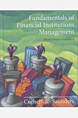 Fundamentals of Financial Institutions Management: Wall Street Journal Hardcover