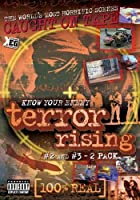 Terror Rising 2 & 3: Know Your Enemy [DVD]