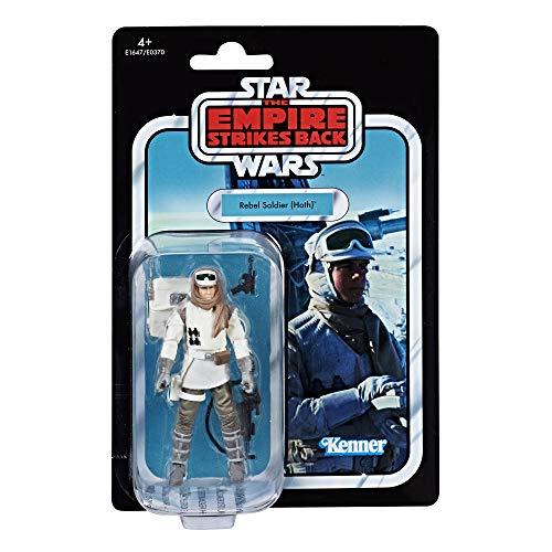 Star Wars- E5 Soldier Hoth Figura Vintage, Multicolor (Hasbro E1647EL2)