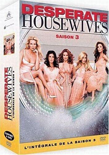 Desperate Housewives, Intégrale Saison 3 - Coffret 6 DVD