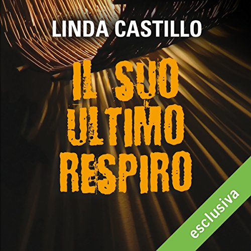 Il suo ultimo respiro audiobook cover art