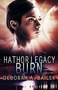 Hathor Legacy 2巻 表紙画像