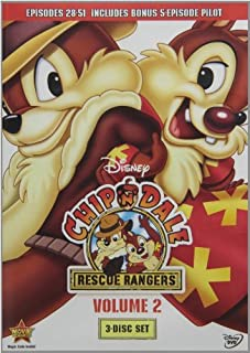 Chip 'n Dale Rescue Rangers, Vol. 2