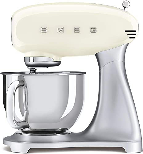 Smeg-1950's-Retro-Style-Aesthetic-Stand-Mixer-(Cream)