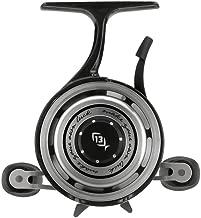 13 FISHING Black Betty 2.5:1 Freefall Inline Ice Fishing...