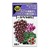 住友化学園芸 植物成長調整剤 ジベラ錠5 錠剤 5個入