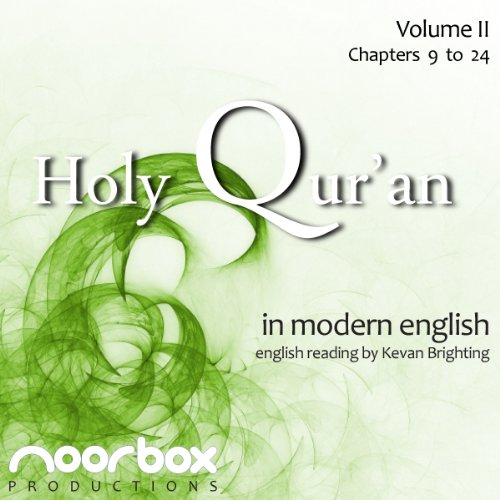 The Holy Qur'an cover art