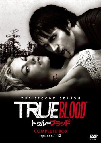 True Blood / トゥルーブラッド〈セカンド・シーズン〉コンプリート・ボックス [DVD]