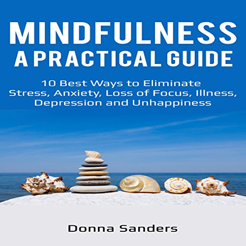 Mindfulness: A Practical Guide audiobook cover art