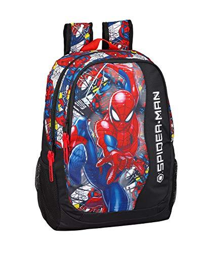 Spiderman Schulrucksack'Super Hero' 320 x 160 x 440 mm