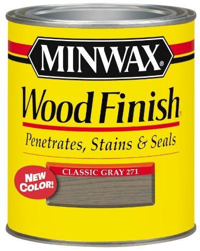 minwax classic gray - 4