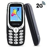 GSM Dual Sim Free Unlocked Basic Mobile Phone,Easy to Use