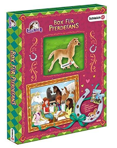 SCHLEICH® Horse Club – Box für Pferdefans