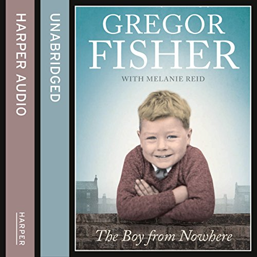 The Boy from Nowhere cover art