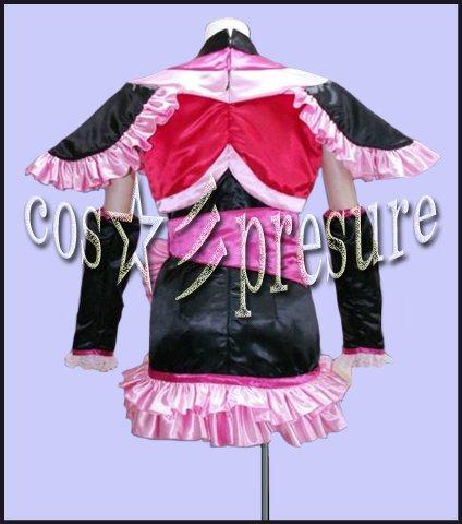 『374 【cos-presure】ふたりはプリキュア キュアブラック 風衣装◆コスプレ』の2枚目の画像