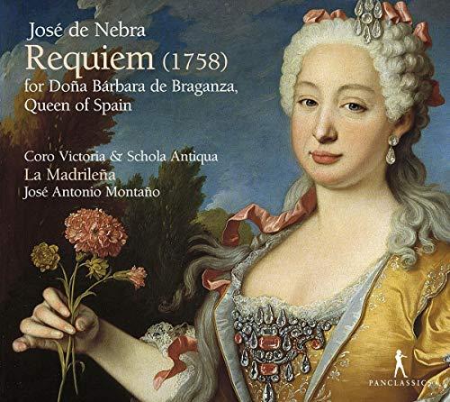 Requiem for Dona Barbara de Braganza