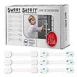Sweet Safety® Baby Schubladensicherungen – Bombenfest – TÜV...