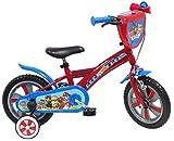 EDEN-BIKES - Bicicleta Infantil de la Patrulla Canina, Multicolor, 14'